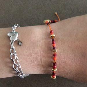Marc by Marc Jacobs Jewelry - Marc by Marc Jacobs Beaded Friendship Bracelet